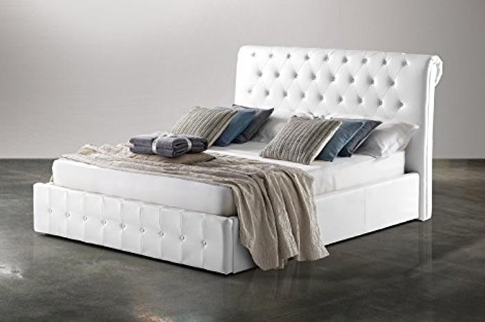 Container double bed