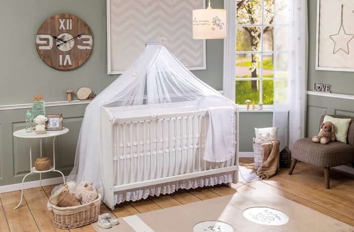 Baby themed bedrooms
