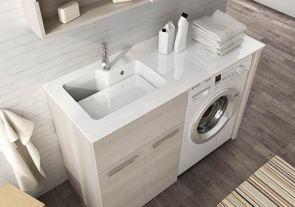 How to choose a custom laundry cabinet