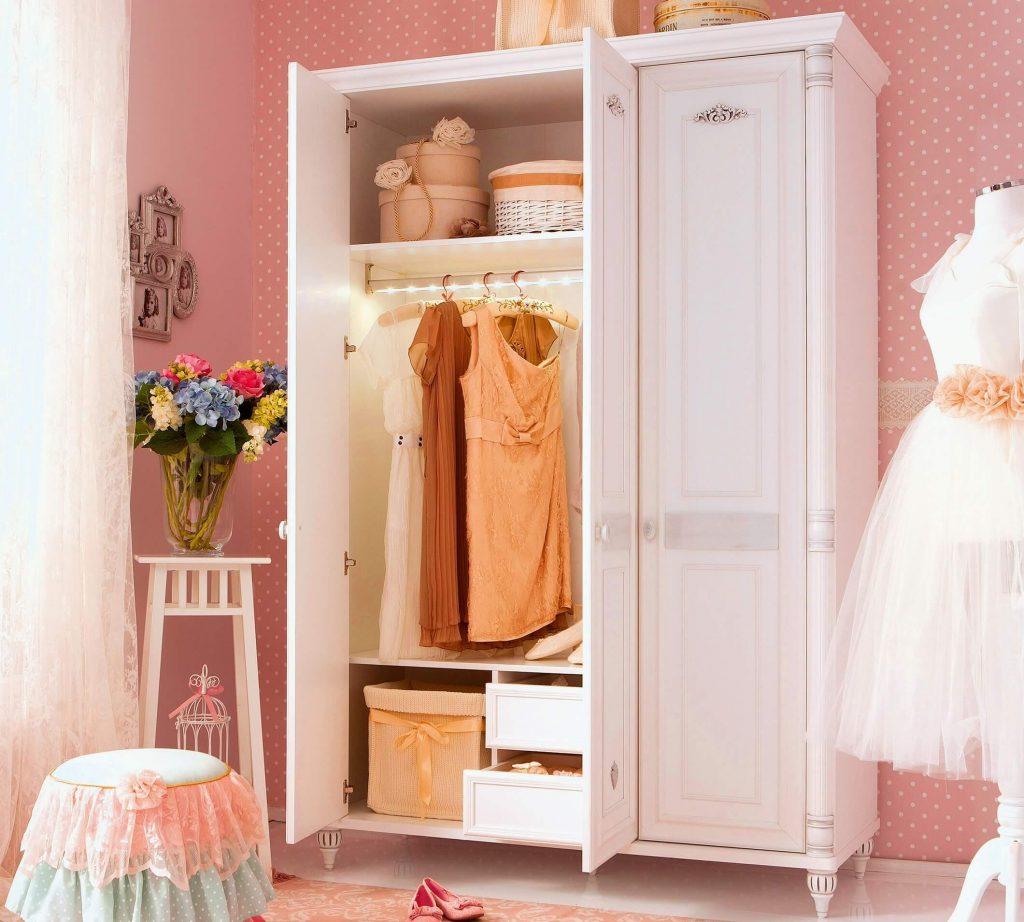 armadio bambina