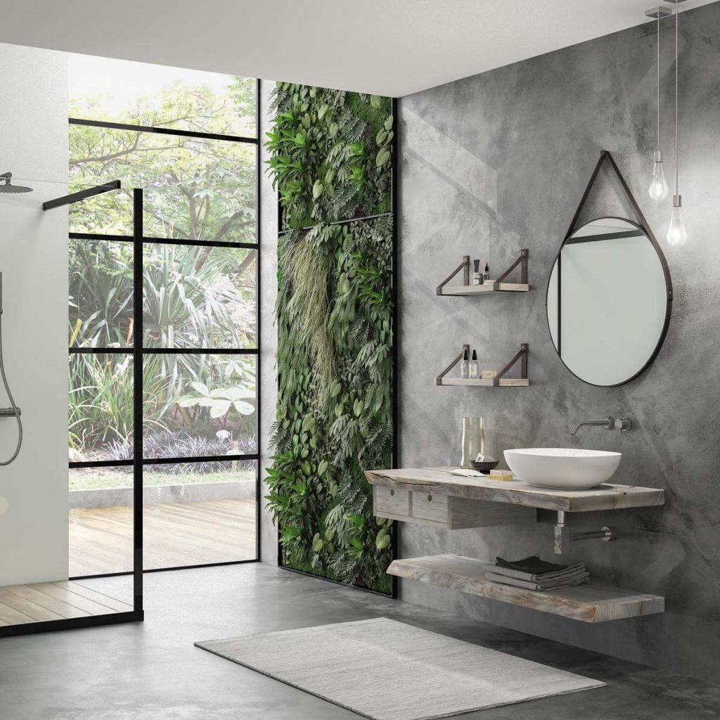 Riscopri la natura nel tuo bagno