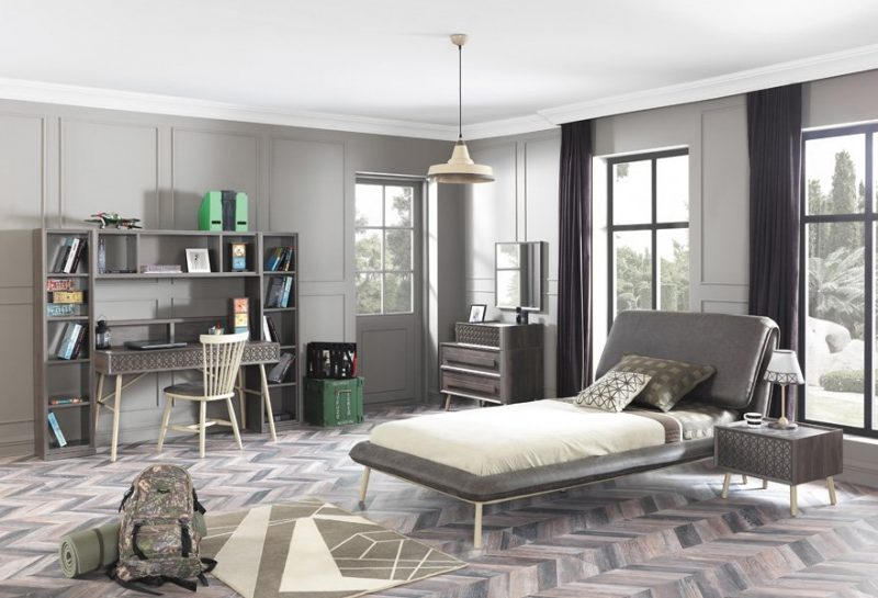 Trendy bedroom sets