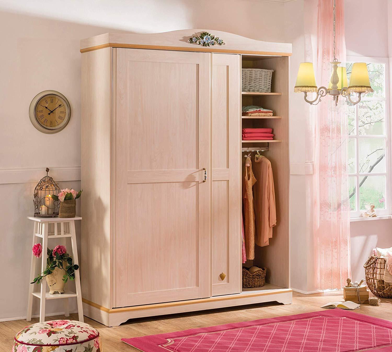 Armario infantil para ni a o ni o armario con puertas - Armarios para habitacion nina ...