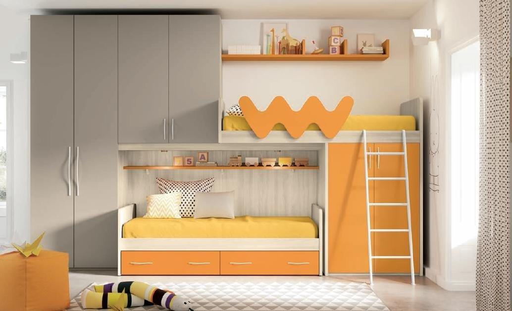 Dafnedesign.com - Ensemble de chambre à coucher complet pour garçon ...