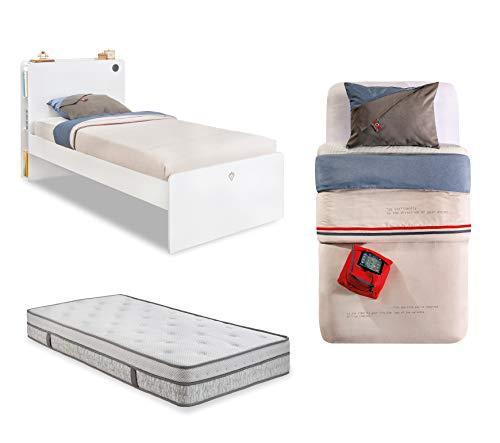 Dafnedesign.com – Letto Completo - Un letto singolo per una ...