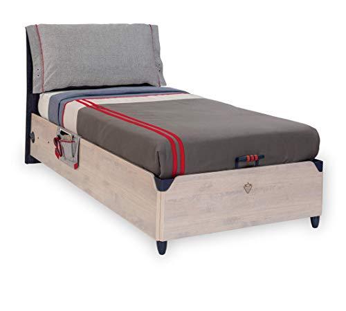 Dafnedesign.com – Letto - Un letto singolo con vano sotto il ...