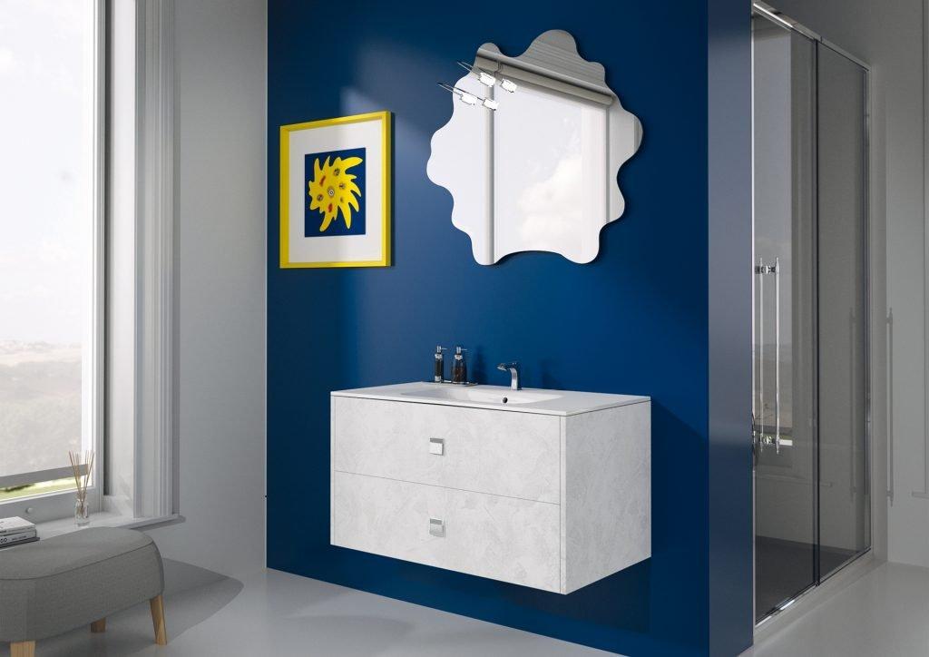 Rechthoekig Ontwerp Badkamer : Dafnedesign.com mobiele complete badkamer met een rechthoekige