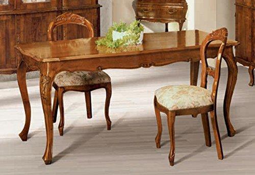 Tavolo rettangolare dimensioni l 180 p 83 h 81 cm for Tavolo classico